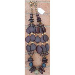 Large African Necklace