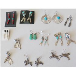 Potluck-14 Pair Earrings-Most Sterling