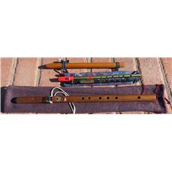 Cheyenne Cedar Courting Flute + More