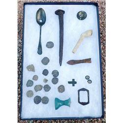 Authentic Pirate Treasure - Silver - Cobbs - Real