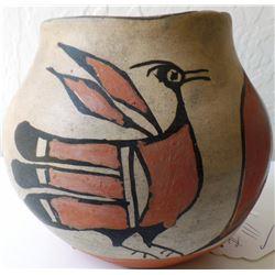 Authentic Santo Domingo Pottery