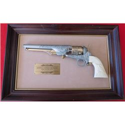 Franklin Mint Custer's Revolver