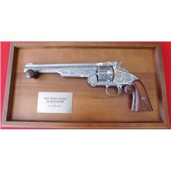 Franklin Mint Wyatt Earp's .44 Revolver