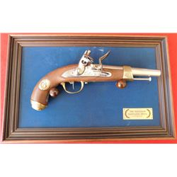 Great Franklin Mint Napoleon Flintlock Pistol