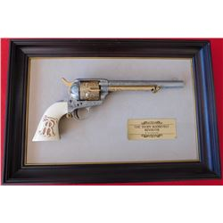 Franklin Mint Teddy Roosevelt Revolver