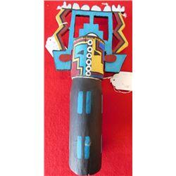 Hopi Kachina with Tableta