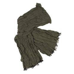 Lisbeth Salander Hero Dark Olive Green Scarf from The Girl with the Dragon Tattoo