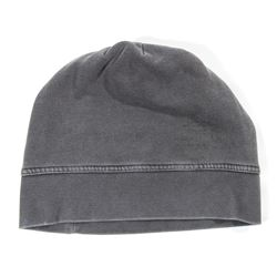 Lisbeth Salander Hero Gray Cotton Fleece Stretch Beanie from The Girl with the Dragon Tattoo
