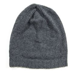 Mikael Blomkvist Hero Gray Knit Beanie from The Girl with the Dragon Tattoo