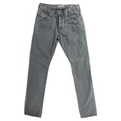 Mikael Blomkvist Gray Denim Jeans from The Girl with the Dragon Tattoo