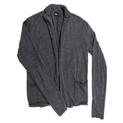 Mikael Blomkvist Gray Cardigan from The Girl with the Dragon Tattoo