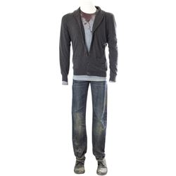 Mikael Blomkvist Hero Distressed Costume from The Girl with the Dragon Tattoo
