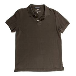 Martin Vanger Hero Brown Polo Shirt from The Girl with the Dragon Tattoo