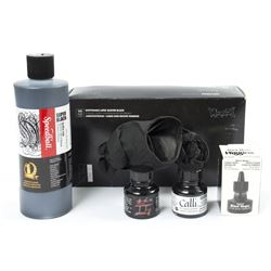"""Set of """"Tattoo"""" Supplies from The Girl with the Dragon Tattoo"""