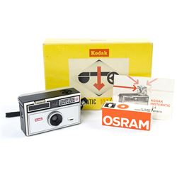 Mrs. Brannlund Hero Kodak Instamatic 104 Vintage Camera from The Girl with the Dragon Tattoo
