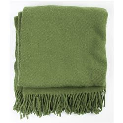 Harriet Vanger Blanket Used for Car Trunk Escape in 1966 from The Girl with the Dragon Tattoo