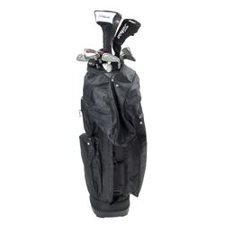 Martin Vanger Set of Golf Clubs and Bag from The Girl with the Dragon Tattoo