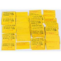 Lewiston Toll Road Freight Team Tickets
