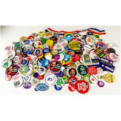 Miscellaneous Button Collection