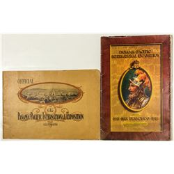 Panama-Pacific International Exposition Pamphlets