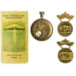 Pan-American Exposition Souvenirs
