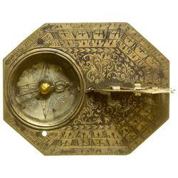 Early London Horizontal Sundial