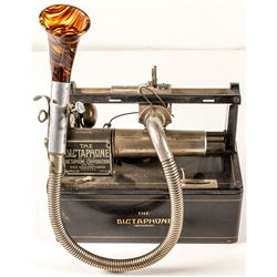 1920s Dictaphone