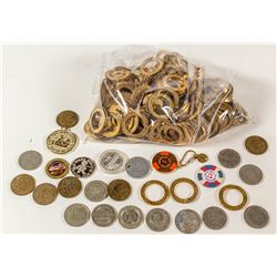 Nevada Gaming Token and Chip Collection (Tahoe and Reno)