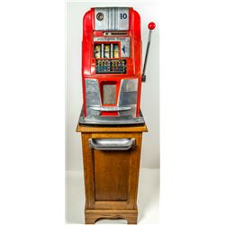 Mills Black Beauty High Top Slot Machine