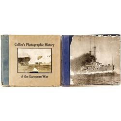 Collier's Photographic History of the European War (World War I)
