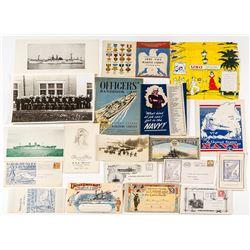 Military Ephemera (Photos, Postcards, Paper)
