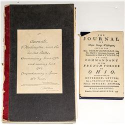 Two George Washington Reprints
