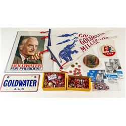 Barry Goldwater Presidential Campaign Archive