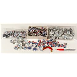 Rockefeller Presidential Campaign Button Collections
