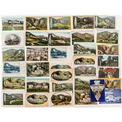 Arrowhead Springs Postcard Collection