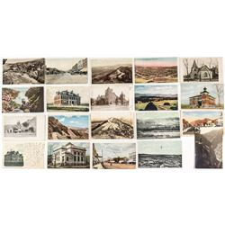 Old Canon City, Colorado Postcards