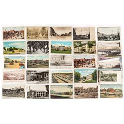 Fort Collins, Colorado Postcard Collection