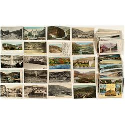 Glenwood Springs, CO Town and Surroundings Postcards