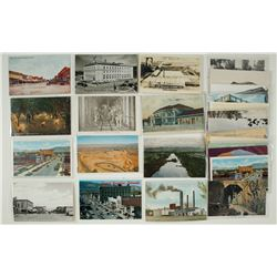 Grand Junction and Gunnison Postcards