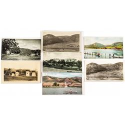 Palmer Lake, Colorado Postcards
