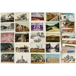 Pueblo, CO Town and Industry Postcards