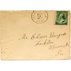 Unlisted Deamersville, Flathead, Montana Cover