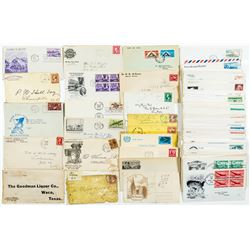 US Postal Covers