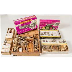 Prospecting and Assaying Kits