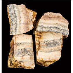 Native gold in Quartz Vein, Goodshaw Vein