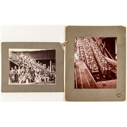 Two Empire Mine Photographs