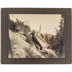 Rare Photo of the LeCompton Mine (?)