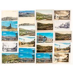 Randsburg Gold Mining Postcards