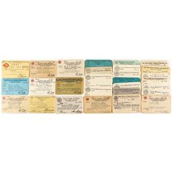 Utah Railroad Pass Collection (29)