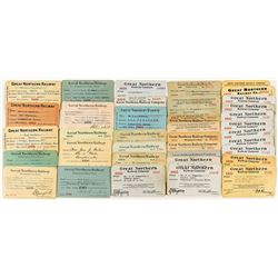 Great Northern Railway Pass Collection (38)